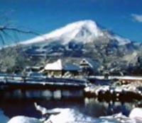 富士山の四季