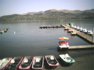 ライブ カメラ 山中湖